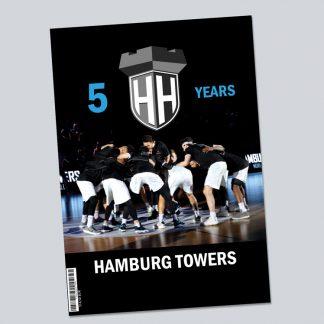 5 Years Hamburg Towers