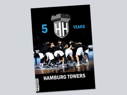 5 Years Hamburg Towers
