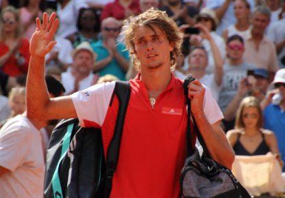 Alexander Zverev scheitert im Halbfinale