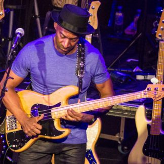 Marcus Miller in Hamburg