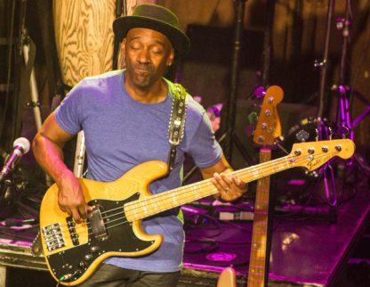 Funk-Bassist Marcus Miller